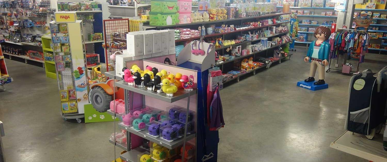 Mariën-Bouwens speelgoedafdeling Playmobil